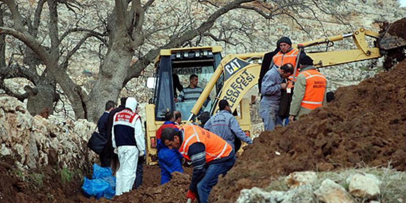 Dargeçit'te yine kemikler bulundu