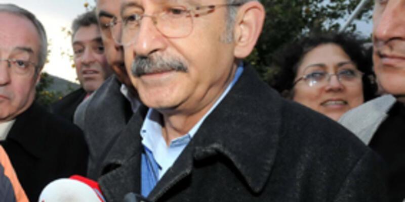 Kılıçdaroğlu'ndan delegelere çağrı