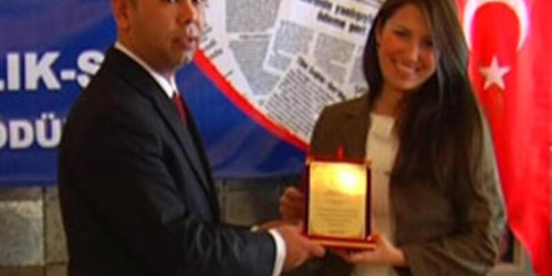 CNN TÜRK'e ödül