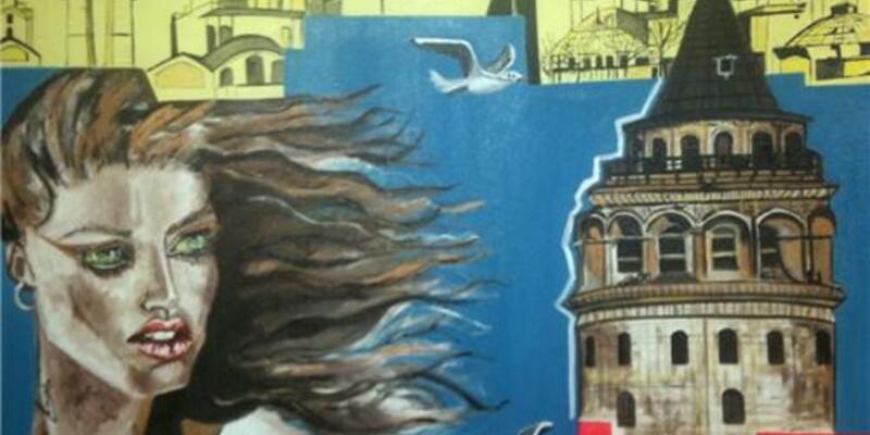 Laleh Nozari'nin ''İstanbul''u sizi bekliyor