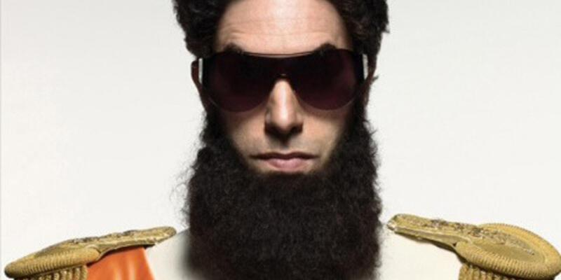 """Oscar törenine """"Diktatör"""" yasağı"""