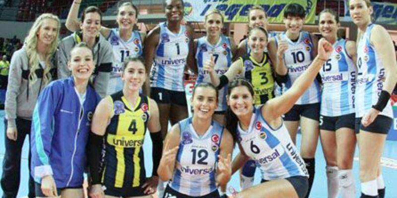 Fenerbahçe Bakü'yü kolay geçti