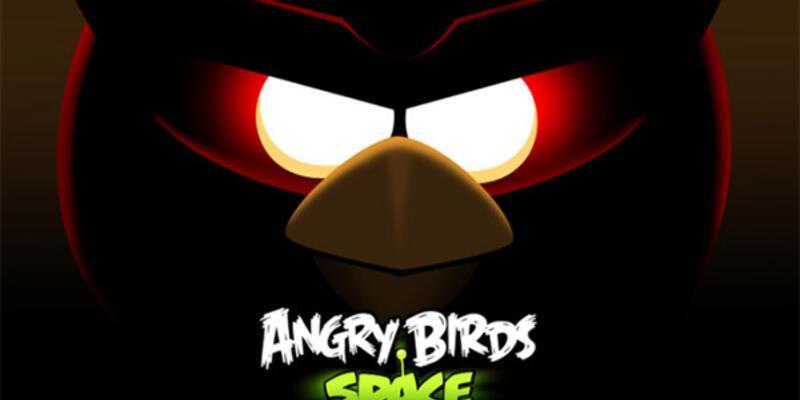 Angry Birds bu sefer uzayda