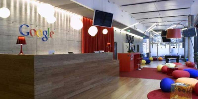 Google'ın ofisi görenleri büyülüyor!