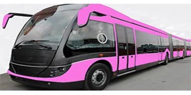 """Saadet Partisi """"pembe metrobüs"""" istedi!"""