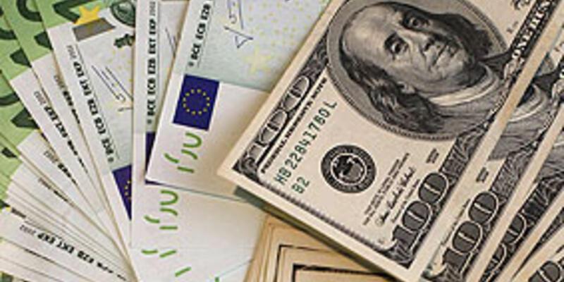 Dolar 1.7410 lira seviyesine indi