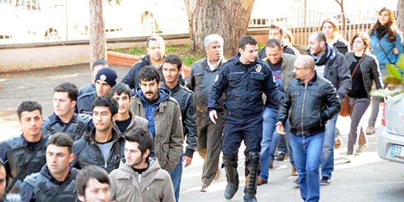Mersin'deki KCK gözaltıları serbest
