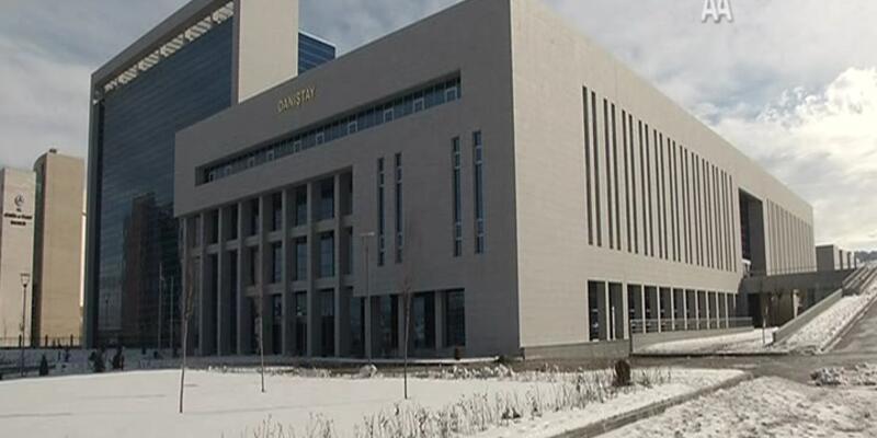 İşte yeni Danıştay binası...