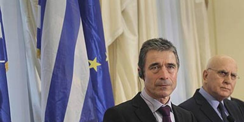 Atina Rasmussen'e Türkiye'yi şikayet etti