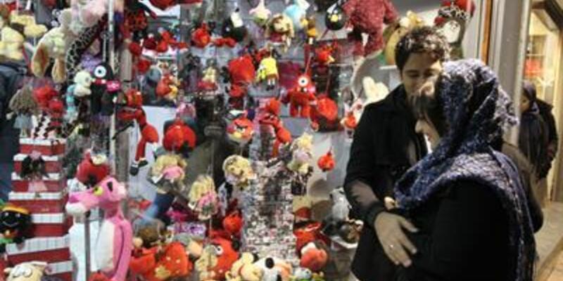 İran'dan 14 Şubat manzaraları...