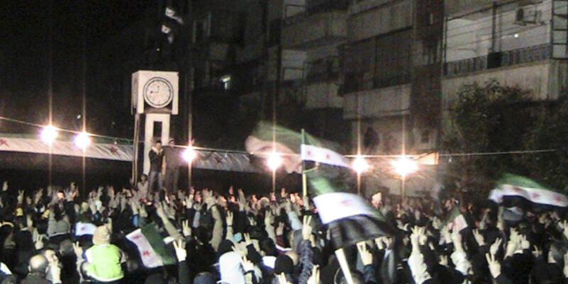 Şam'da generale suikast
