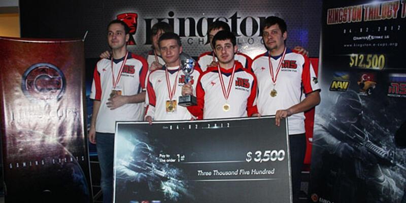 Oyun turnuvasının galibi Ruslar