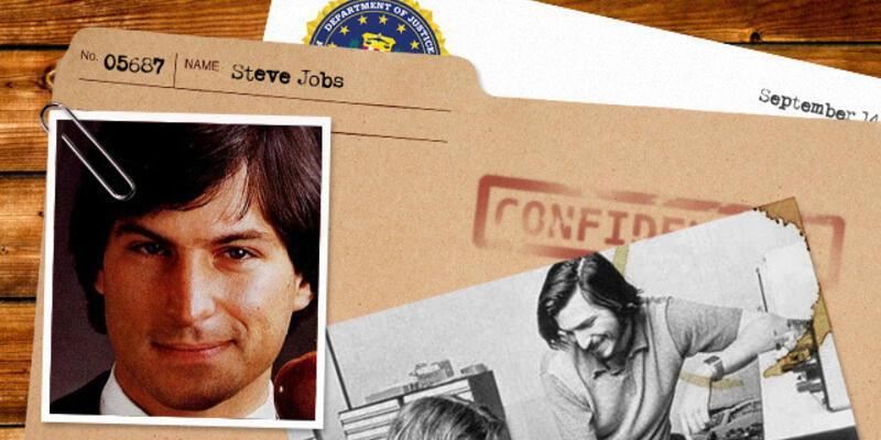 Steve Jobs'un FBI dosyası açıklandı