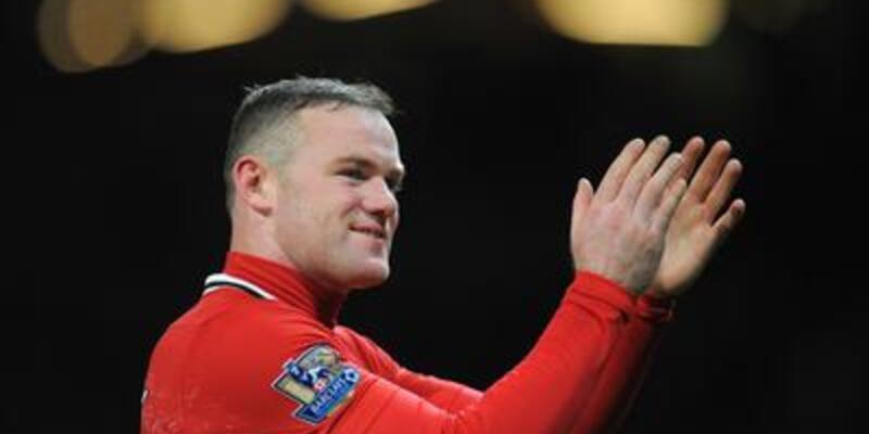 Rooney'ye kapak oldu!