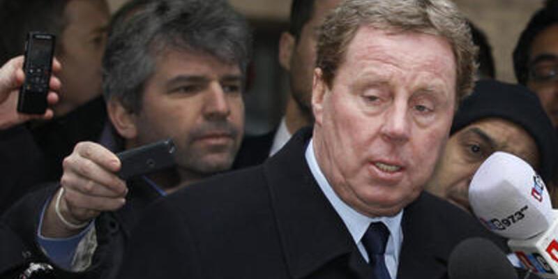 Harry Redknapp suçsuz bulundu