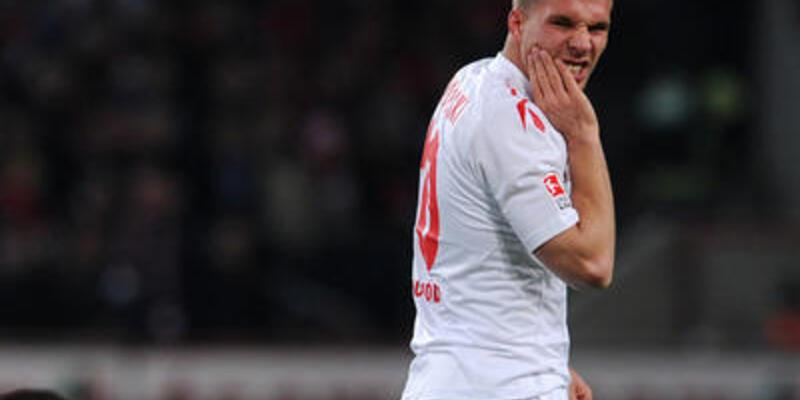 Podolski'ye yıllık 5 milyon euro