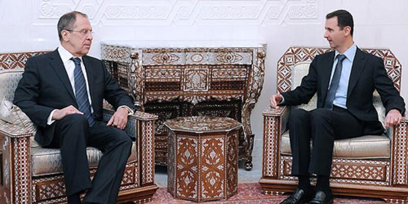 Beşşar Esad işbirliğine hazır