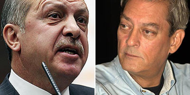 Erdoğan'ı kızdıran yazar geliyor