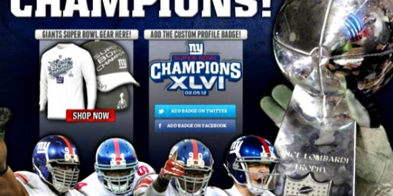 Giants zaferi maçtan 1 gün önce ilan etmiş!