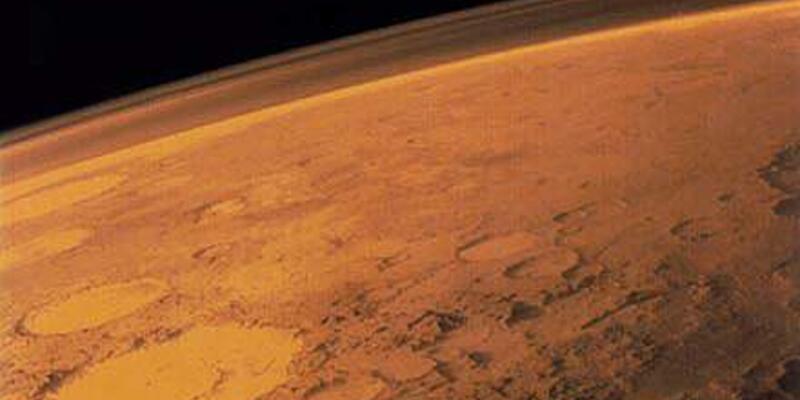 Mars yaşam için fazla kurak!