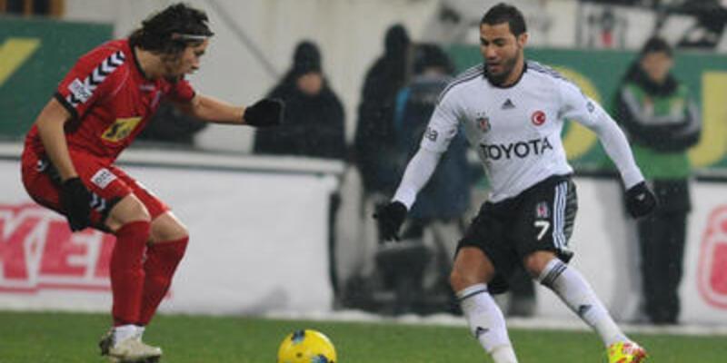 Beşiktaş yabancı yıldızlarından verim alamıyor