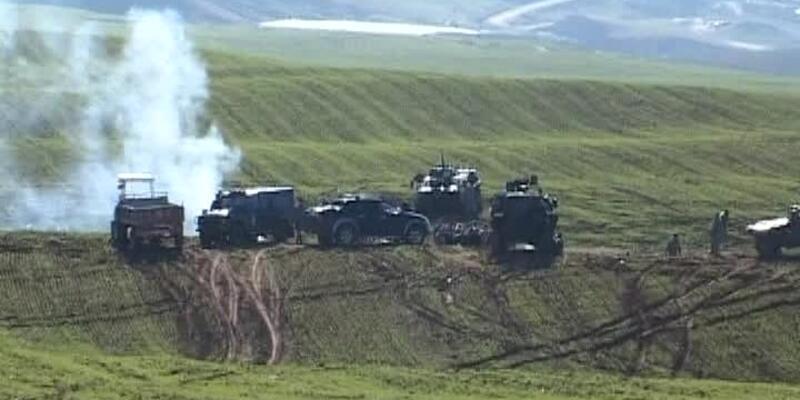 Batman'da çatışma: 5 PKK'lı öldürüldü
