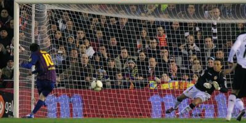Messi de kaçırır!