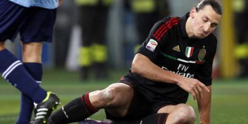 Lazio, Milan'ın kalesini düşürdü