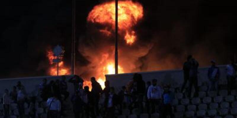 Mısır şokta: Lig süresiz tatil edildi