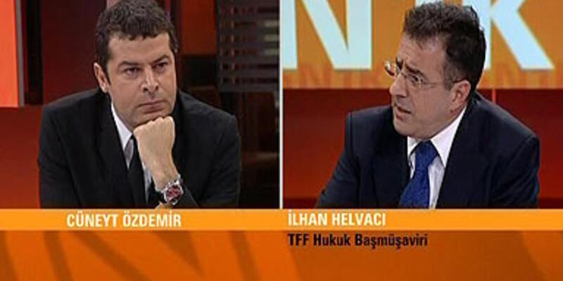 İlhan Helvacı CNN TÜRK'e konuştu