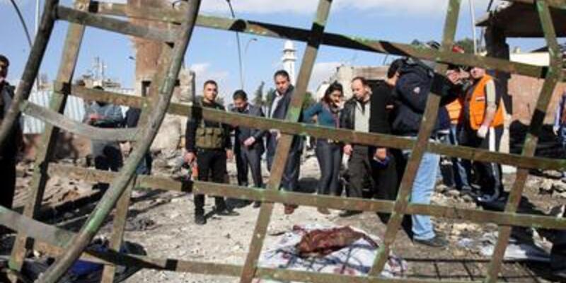 Suriye'den yine ölüm haberleri geldi...