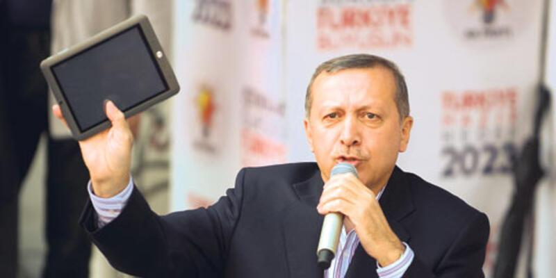 """Erdoğan'dan Twitter'a """"hakara makara"""" yorumu"""