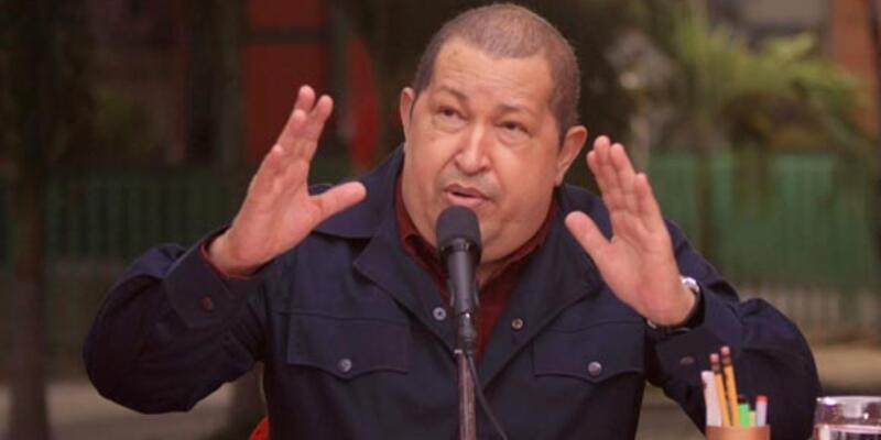 "Chavez: ""ABD bizi kanser etti"""