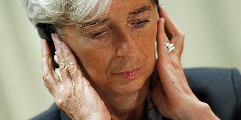 """IMF: """"Avrupa'daki kriz her ülkeyi etkileyecek"""""""
