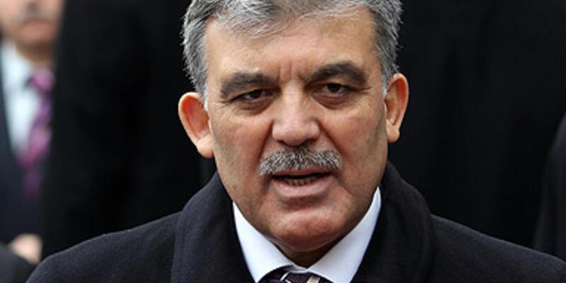 """Gül'den yılbaşı mesajı: """"2012 zor bir yıl olacak"""""""