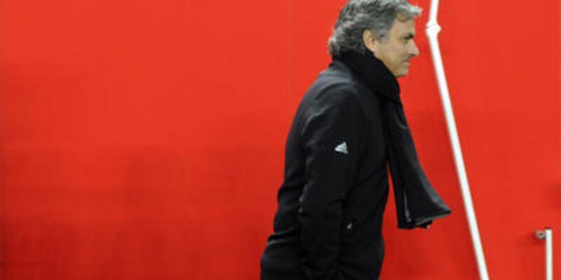 """Mourinho: """"Bir yere gittiğim yok"""""""