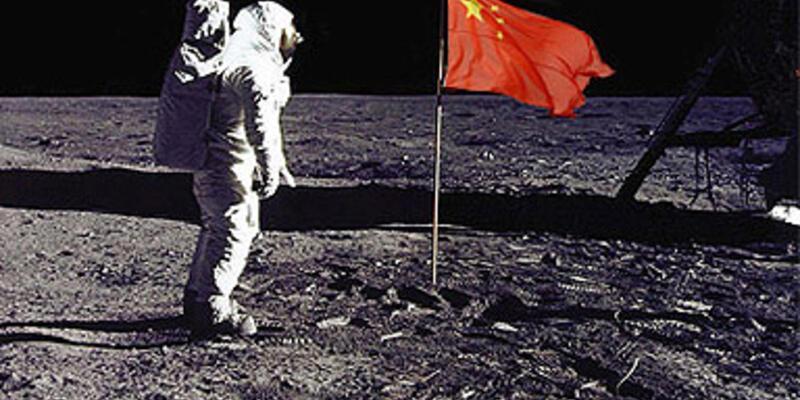 """Soğuk savaş """"gezegeni""""nde bir Çinli!"""