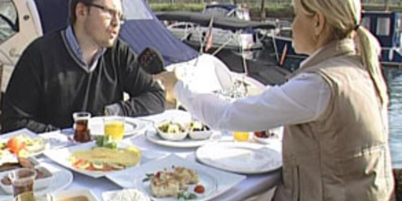 2012'nin ilk günü için öneriler, Ebru ile Pazarlık'ta