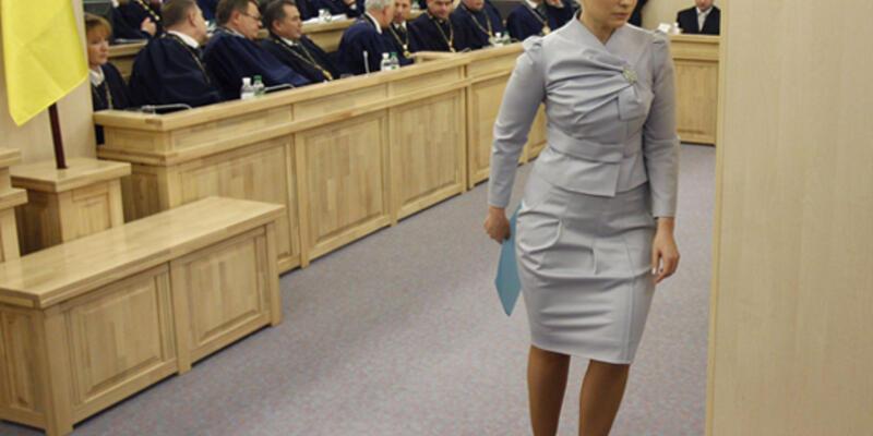 Timoşenko cezaevinden nakledildi