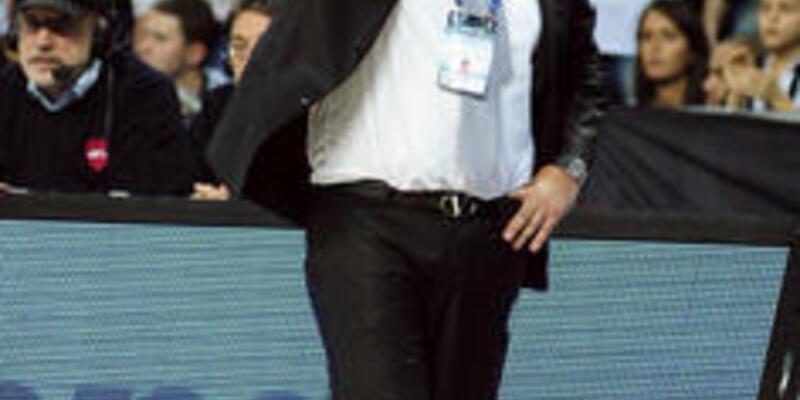 """Ergin Ataman: """"Avantaj bizde"""""""