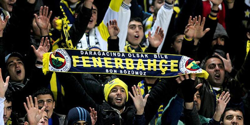 Fenerbahçe taraftarı tavrını koydu