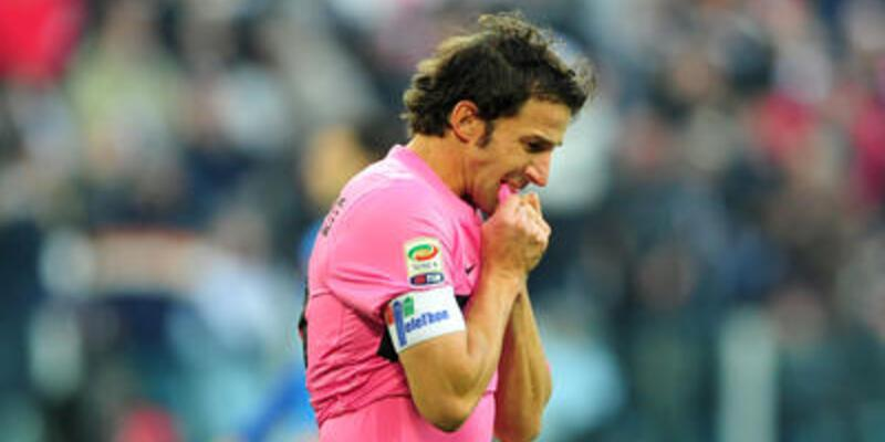 Del Piero futbolu bırakmayacak