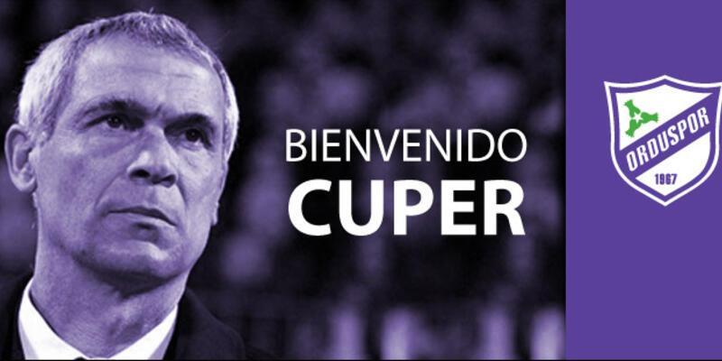 Hector Cuper imzayı attı