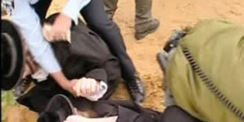"""Kadın askere """"fahişe"""" diyerek saldırdı!"""