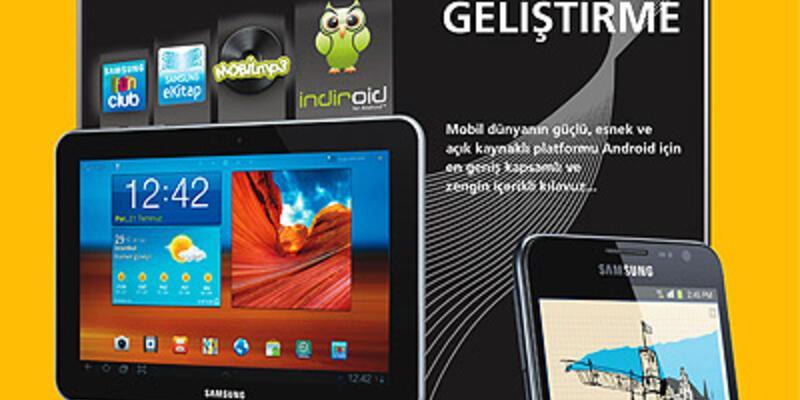 """Samsung """"Android ile uygulama geliştirme"""" kitabı çıkardı"""