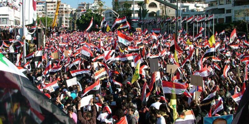 Suriye'de iki farklı gözlemci, iki farklı gözlem