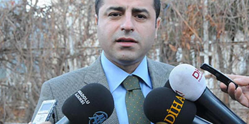 Demirtaş'tan bomba iddia