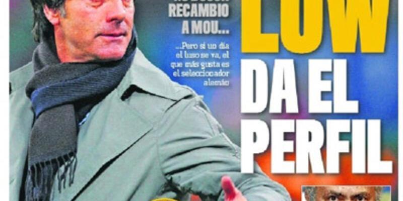 Mourinho'nun yerine Löw