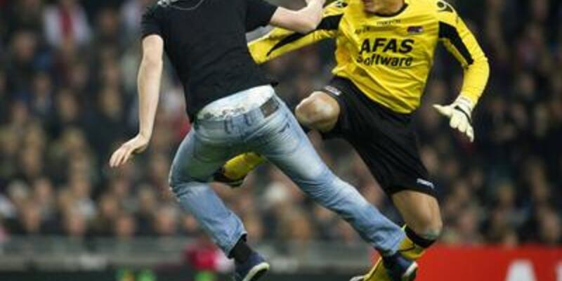 Ajax o taraftara acımadı