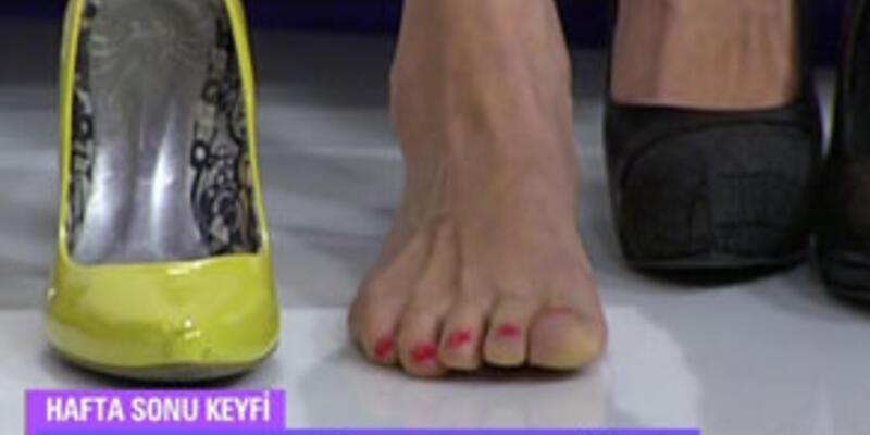 Hangi ayakkabılar hasta ediyor?